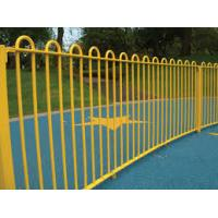 Bow Top Heavy Duty Wire Mesh Fencing Railings Security Fixings For Swimming Pool Manufactures