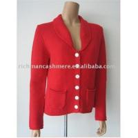 woman cashmere buttons cardigan Manufactures