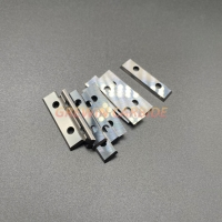 Gw Carbide-Rectangle Replacement Cutter Indexable Carbide Inserts Knife Manufactures