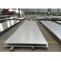 Thin Ss Steel Plate / Super Duplex Hot Rolled Steel Plate High Impact Strength Manufactures