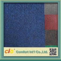 100% Polyester Nonwoven Needle Punched Carpet Fabrics For Hotel , Eco - Friendly Manufactures