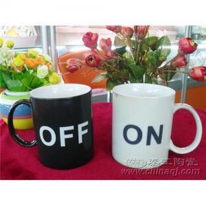 Buy cheap Color changing mug-Qinjiang Ceramics from wholesalers