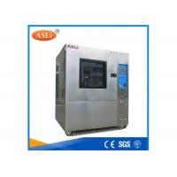 Vertical Resistant Sand And Dust Environmental Test Machine 1 Year Warranty Manufactures