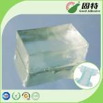 Light Transparent Block Baby Diaper Industrial PSA Hot Melt Adhesivenapkin, baby paper diaper and sanitary mat. Manufactures