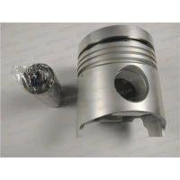 EM100 Small Marine Engine Piston , Power Forged Pistons Hino Diesel Engine Parts 132161370 Manufactures