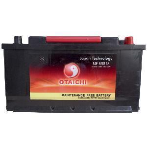China Maintenance Free Car Battery DIN 58815 on sale