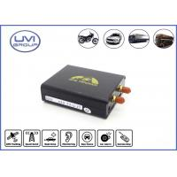 VT106A Simcom 900B 159dBm Car Real Time SIRF3 GPS Tracking System by Wireless Telecommunication Internet Manufactures