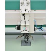 9 needle 2 in 1 mixed head Coiling Embroidery machine , Commercial Embroidery Equipment Manufactures