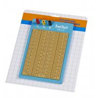 1680 Points Brown Solderless Circuit Board Twin Adhesive Back With Blue Plate Manufactures