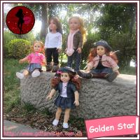 18 inch American girl dolls,custom girl toys,baby toys Manufactures