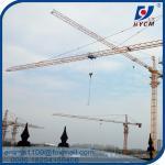 Cheap External Climbing Construction Cranes Tower QTZ 50 50m Boom Specification for sale