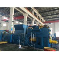 Cheap Customized Color Plastic Bale Press Machine For Baling Or Belting Of Loose Materials for sale