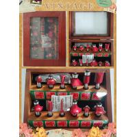 promotions and weekend deals 12PCS TCT Router Bit Set In Wooden Display Box Manufactures