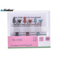 Dental Teeth Composite Polishing Kit With 9 Burs Included RA0309 Manufactures