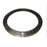 China Hot sales Takeuchi TB135 excavator slewing ring bearing with 50Mn material on sale