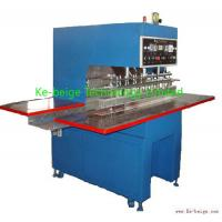10KW Pneumatic High frequency Tarpaulin welding machine for awning welding Manufactures