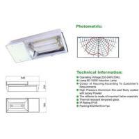 Buy cheap 120w electrodeless lamp tunnel light from wholesalers