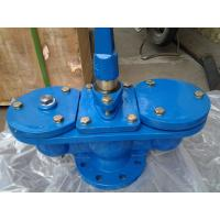 "Cheap Water Air Bleed Valve With Double Ball 3"" And Flat Face Flange AS Per ASME B16.5 for sale"