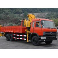 Cheap 10 ton Knuckle Boom Truck Crane for sale