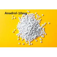 CAS434-07-1 Oxymetholone Anadrol Raw Steroid Powders Pharmaceutical Grade Manufactures