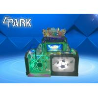 Buy cheap CE Video Arcade Game Machines / Amusement Happy Soccer Shooting Ball Prize from wholesalers