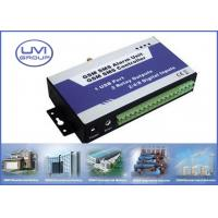 RTU82 Quad Band GSM SMS Controller for Remote On / Off Power 2 Way Talk, 2/4/8 Input, 2 Output Manufactures