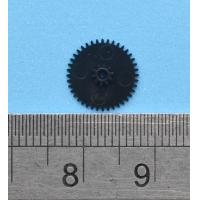 Polishing Surface Diameter 1cm Gears From Plastic Gear Moulding In Black Manufactures