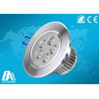 5 Watt Round Led Ceiling Light Adjustable 400LM For Jewelry Store Manufactures
