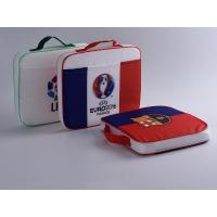 Buy cheap Promotional Printed Drawstring Bags / Football Fans Seat Cushions For Advertisin from wholesalers