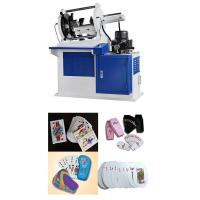 4KW Electronic Die Cutting Machines Booklet / Business Card Die Cutter Manufactures