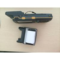 Industrial Rugged PDA Thermal Printer for Parking , Programmable SDK Free