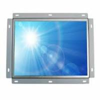 15 inch LED Backlight Open Frame LCD Touch Monitor with 5 Wire Resisitive Touch Manufactures