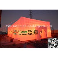 Attractive Massive Structure Inflatable Cube Tent  for Wedding Manufactures