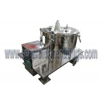 Batch Operate Food Centrifuge PPBL Bag Lifting Soya Meal Centrifuge Basket Centrifuge Manufactures