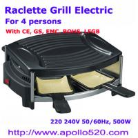 Mini Raclette Grill Manufactures