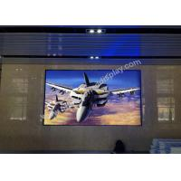 Cheap P1.92 High Definition Led Curtain Display Rear Maintenance With 400x300 Mm Cabinet for sale