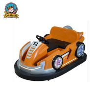 Buy cheap Outdoor Amusement Park Bumper Cars Adjustable Speed With Colorful LED Light from wholesalers