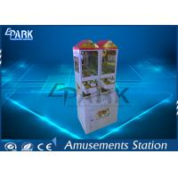 Attractive Adult Claw Size Crane Game Machine For Catching Mini Toy Manufactures