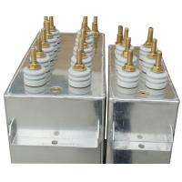 water-cooled High Voltage Power Capacitors Resistance for Induction Melting Manufactures