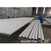 China Seamless Stainless Steel Tube ASTM A312 TP316 , Annealed And Pickled Stainless Steel Pipe on sale