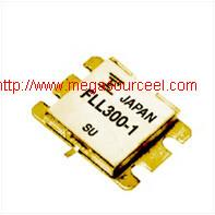 China L-Band Medium&High Power GaAs FLL300IL-1 radio tube full range of high-frequency on sale