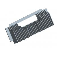 Heat Insulation Extruded Aluminum Profiles For Medical Equipment Corrosion Resistance Manufactures