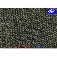 280G Cut Resistant Fabric Kevlar Aramid Composite Knitted Cloth UHMWPE Fabric Manufactures