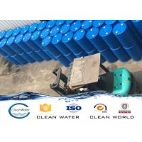 Waste water treatment Removing Heavy Metals Liquid chemicals with BV ISO Manufactures