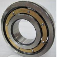 China Industry Deep Groove Ball Bearing Big Size Low Noise , High Speed on sale