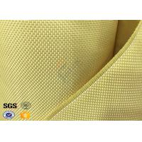 Anti-static Fire Retardant 100 % Kevlar Clothing Fabric To Protective Clothing Manufactures
