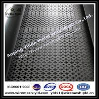 decorative metal mesh for cabinets,food  shelf Manufactures