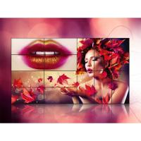 China Advertising Display Seamless Video Wall Lcd Monitors , Indoor Lcd Wall Display on sale