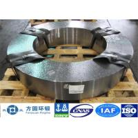 External / Internal Gear Forged Wheel Blanks With 4140 42CrMo4 4330 34CrNiMo6 17CrNiMo6