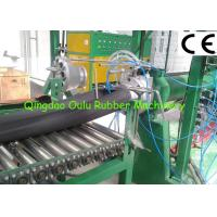 Elastomeric Rubber Insulation Sheet Production Line Closed Cell For Metallurgy Sheet Manufactures
